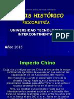 Serie Psicometria-Analisis Historico de Psicometria y Evaluacion (1)