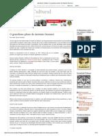 Marxismo Cultural O Grandioso Plano de Antonio Gramsci