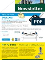 4B Braime Elevator Components Newsletter Spring 2010