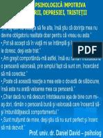 Pastila Psihologica 3 - Prof Univ Dr Daniel David