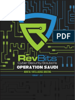 RevBits Threat Intelligence Report Feb2017