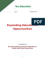 The Educator January 2014 (1)