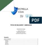 Documento Listado Malware