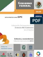 Valoracion Perioperatoria en Cirugia No Cardiaca en el Adulto.pdf