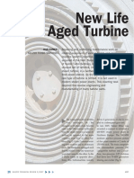New Life for an Aged Turbine