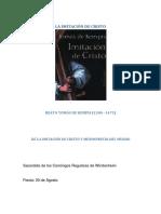 Imitacion de Cristo - Tomas de Kempis.pdf