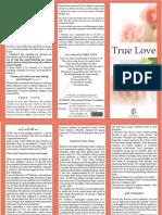 AIWF EPamphlets 007 True Love 1
