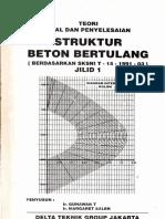 Teori Soal Dan Penyelesaian Struktur Beton Bertulang I