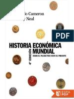 Historia Economica Mundial - Rondo E. Cameron