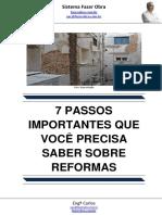 7 Passos Importantes Que Você Precisa Saber Sobre Reformas