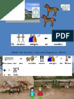 Os Cavalos Nossos Amigos
