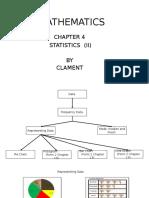 Mathematics Form 3 ( Staitstics II )