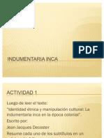 INDUMENTARIA INCA