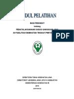 Modul Keswa Bagi Perawat Di FKTP - Copy