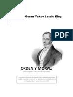 Orden y Moral