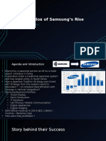 the paradox of samsung rise Assignment help  business management  1 from the article the paradox of samsung's rise , give one example each of how samsung used staffing, performance appraisal and training to help propel its rise to the top.