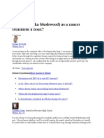The EBC 46 Cancer Treatment