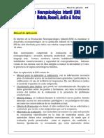 Manual ENI