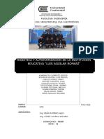 Informe Final Capacitación Arduino