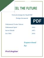 Network Design Documents