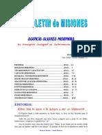 BOLETIN DE MISIONES 05-07-10