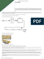 Plantas de Ciclo Combinado, Operación y Mantenimiento