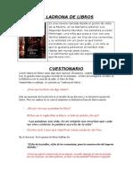 Cuestionario Ladrona de Libros (1)