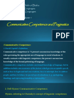 Communicative Competence and Pragmatics.pptx