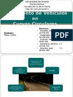 PRESENTACIÓN MOVIMIENTO DE VEHÍCULOS EN CURVAS CIRCULARES.pptx