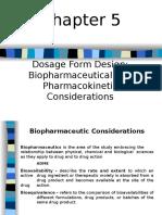 327567956 C 5 Dosage Form Design