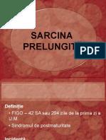 17.SARCINA  PRELUNGITĂ