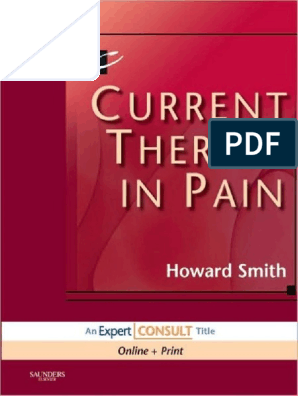 Current-Therapy-in-Pain pdf | Pain Management | Pain