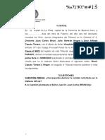 Sentencia Franco TOC 4