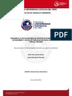 Liberato Albert Sistema Gestion Documental Proyecto Local Proser