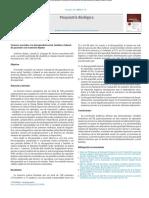 Factores Asociados a La Discapacidad Social Familiar y Laboral