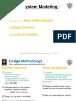L2 Design Methodology HDL