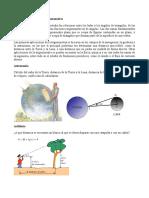 Concepto y Aplicación de Trigonometría