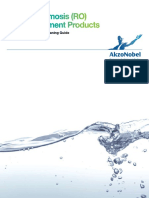 AkzoNobel Water Treatment RO Selectionguide Tcm45-38257