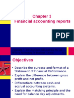 Chapter 3. Financial Accounting Reports