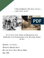 Proyecto Dd y Curric.