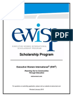 EWISP 2017 - Application