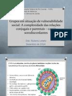 Grupos Em Situação de Vulnerabilidade Social