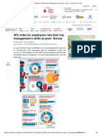 40% India Inc employees rate their top management's skills as poor_ Survey - The Economic Times.pdf