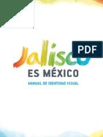 Manual de Identidad Jalisco Es México
