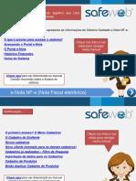 Manual Nf-e Safeweb