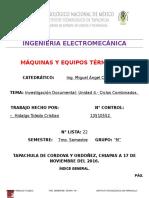 Investigación  Documental. Unidad 4.- Ciclos Combinados. (17Nov2016). C.H.T..docx
