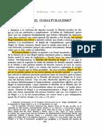 Hegel y El Iusnaturalismo-n.bobbio