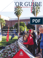 University of Arizona Visitor Guide Spring 2017