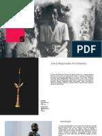 Roteiro de Visita Arte e Religiosidade Afro Brasileira