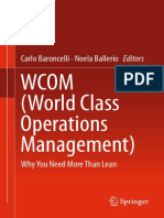 WCOM (World Class Operations Management)